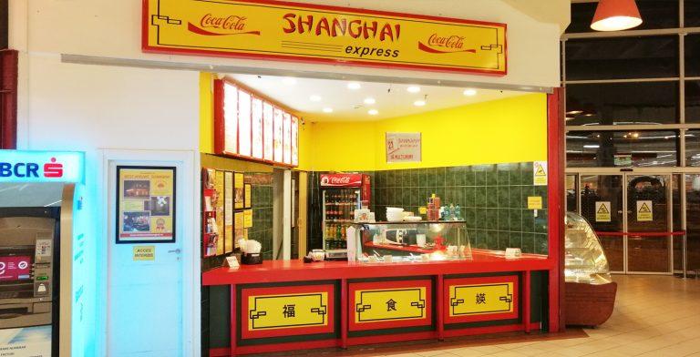 Shanghai Express - Hypermarket Cora