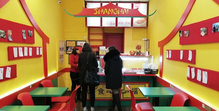 Shanghai Express - Memo 4