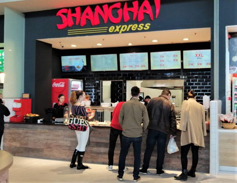 Shanghai express - Promenada Mall Sibiu